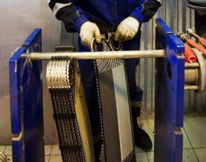 ремонт теплообменного оборудования